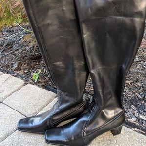 Franco Sarto -black  boots